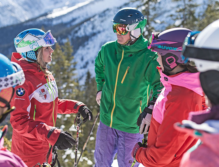 Ski- and Snowboardlessons