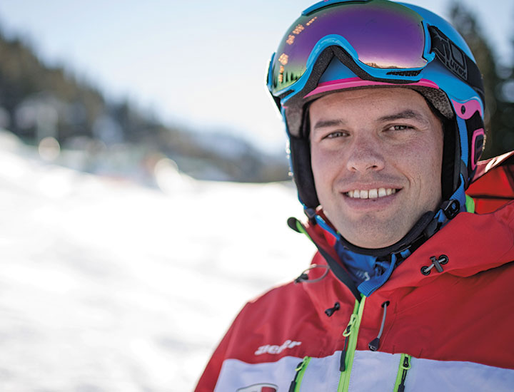 Carlo Tronci - Ski School Director