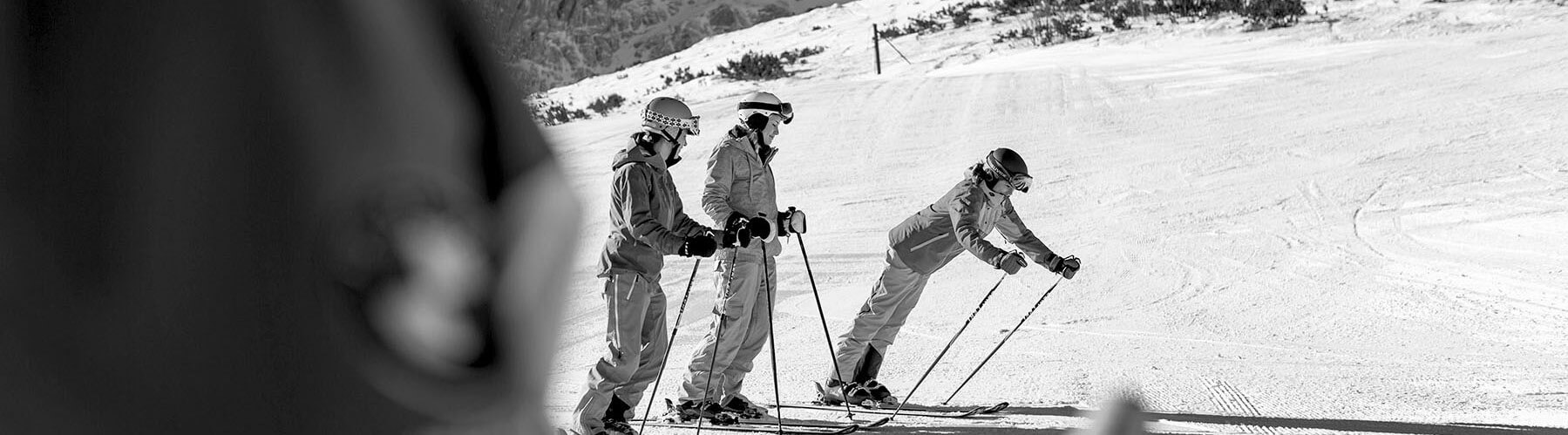 Ski lessons in Garmisch-Partenkirchen