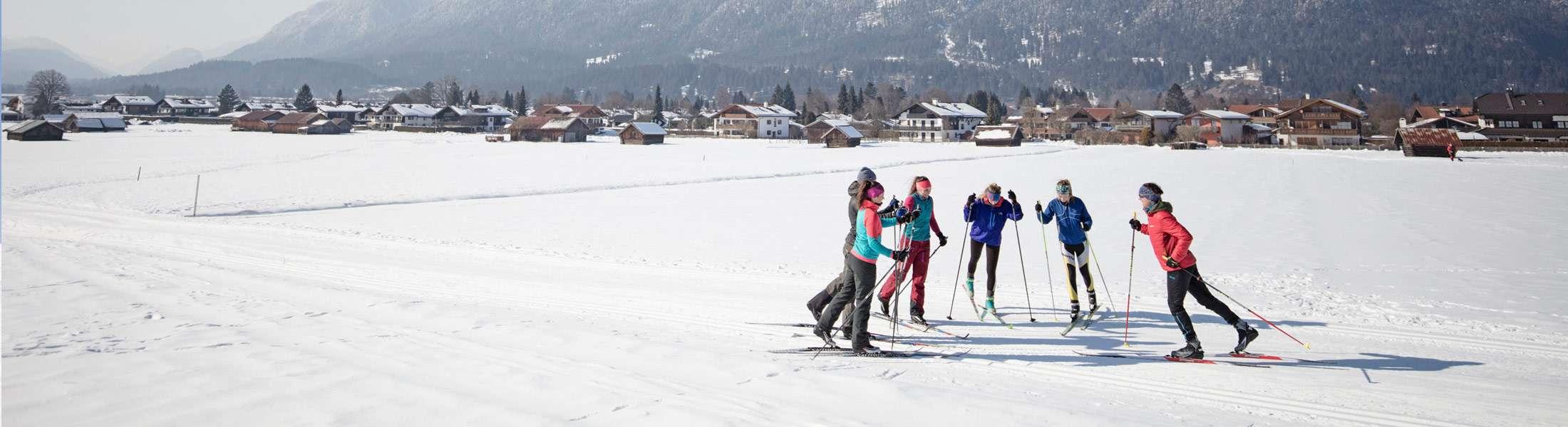 Ski Rental Skischool Garmisch Partenkirchen